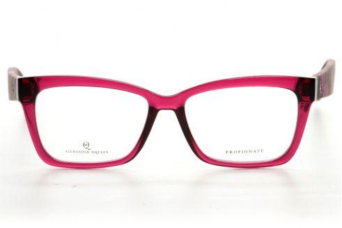 Женские очки Mcqueen 0010-gwm