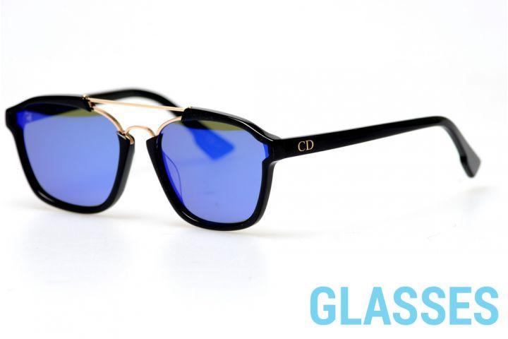 Женские очки Christian Dior abstract-blue-W