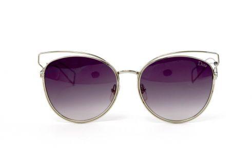 Женские очки Dior cideral2-br-silver-b