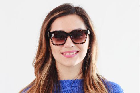 Женские классические очки 4329s-c4